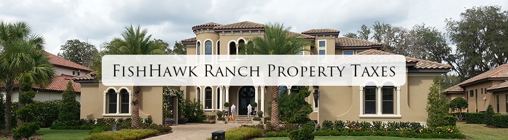 FishHawk Ranch Property Taxes