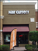 Hair Cuttery FishHawk Ranch, Lithia Florida, FishHawk Ranch Area Businesses