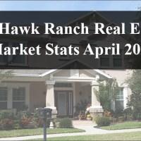 FishHawk Ranch Real Esttate Market Stats April 2015