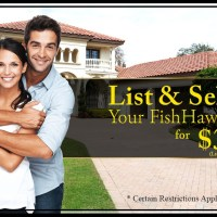 List & Sell Your FishHawk Home For $3995!