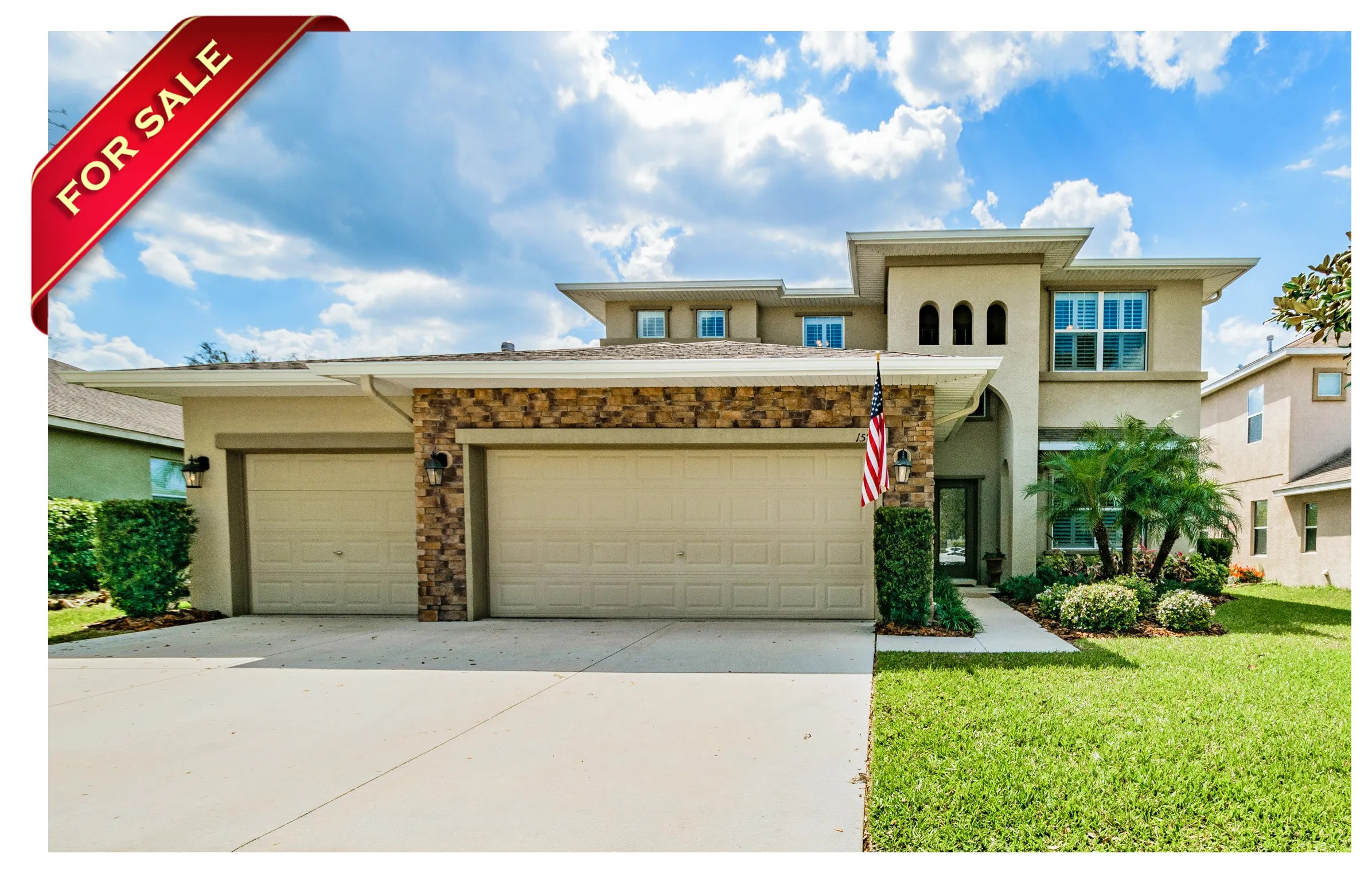 FishHawk Ranch Home For Sale Located at 15705 Starling Water Drive