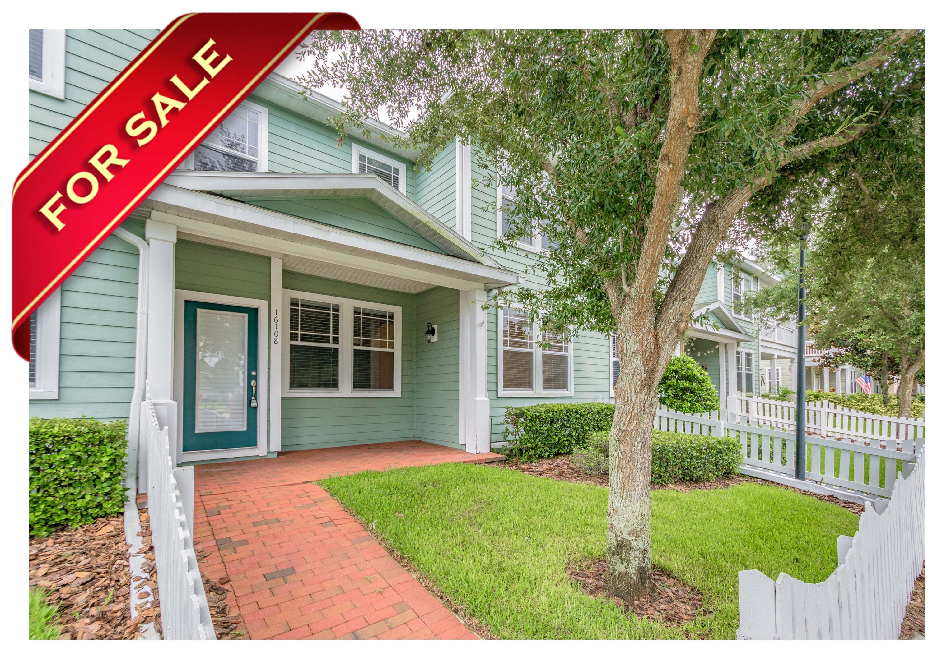3 Bedroom Townhome For Sale in FishHawk Ranch