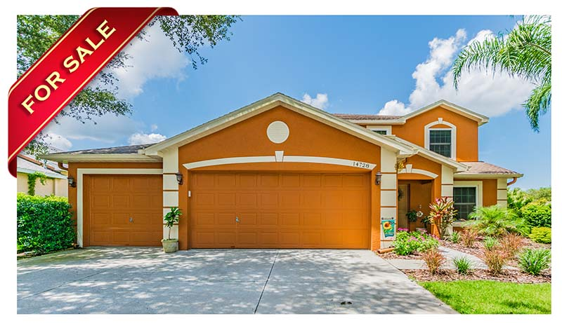 FishHawk Ranch Pool Home For Sale Zoned Bevis