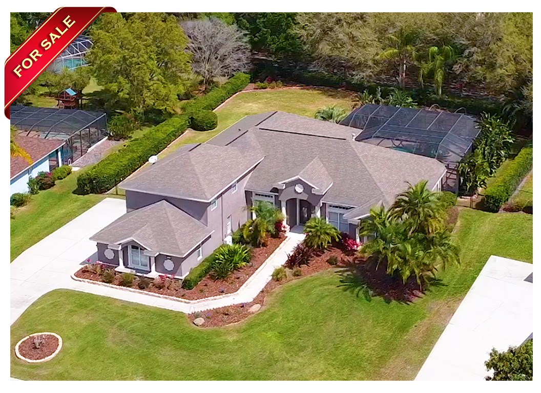 Fish Hawk Trails Home For Sale at 6046 Audubon Manor Blvd Lithia FL