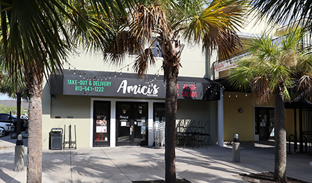 Amici's Pizza and Pasta in FishHawk Ranch, Lithia FL