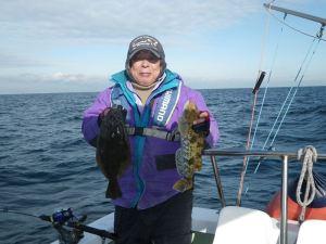 小樽ヒラメ釣り 漁幸丸