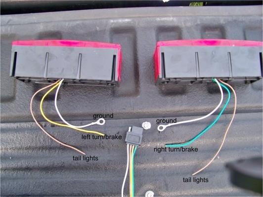 Wiring Of 7 Way Blade To 6 Pin Round Also Wiring Diagram Likewise Rv 7