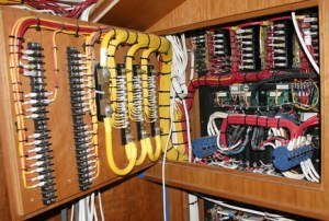 The best boat wiring advice is here, by author and electrician