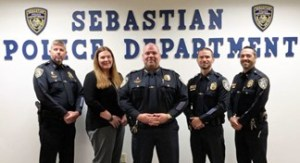 Sebastian Police Department Re Accreditation