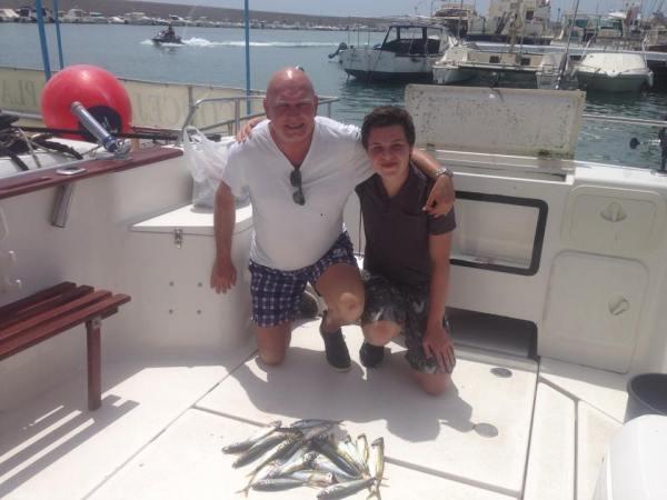 fishing trips spain fuengirola