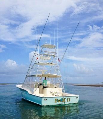 Bn'M II charter boat