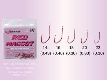 Ami DRENNAN Red Maggot