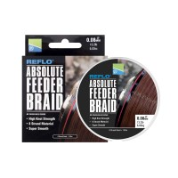 Trecciato Absolute feeder braid PRESTON (150 mt)