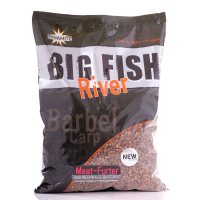 Pellet DYNAMITE Big Fish River Meat Furter 4/6/8mm (1,8kg)