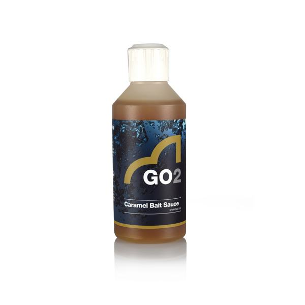 Additivo SPOTTEDFIN GO2 Caramel Bait Sauce (250ml)