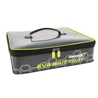 Set Pastura EVA Bait Tray 4 tubs - MATRIX (36x33x9,5 cm)