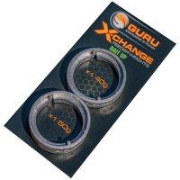 Piombi ricambio per pasturatori X-Change Bait-up 40-50 (2 pezzi)