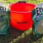Bait Tech Envy Green ed Envy Method Mix