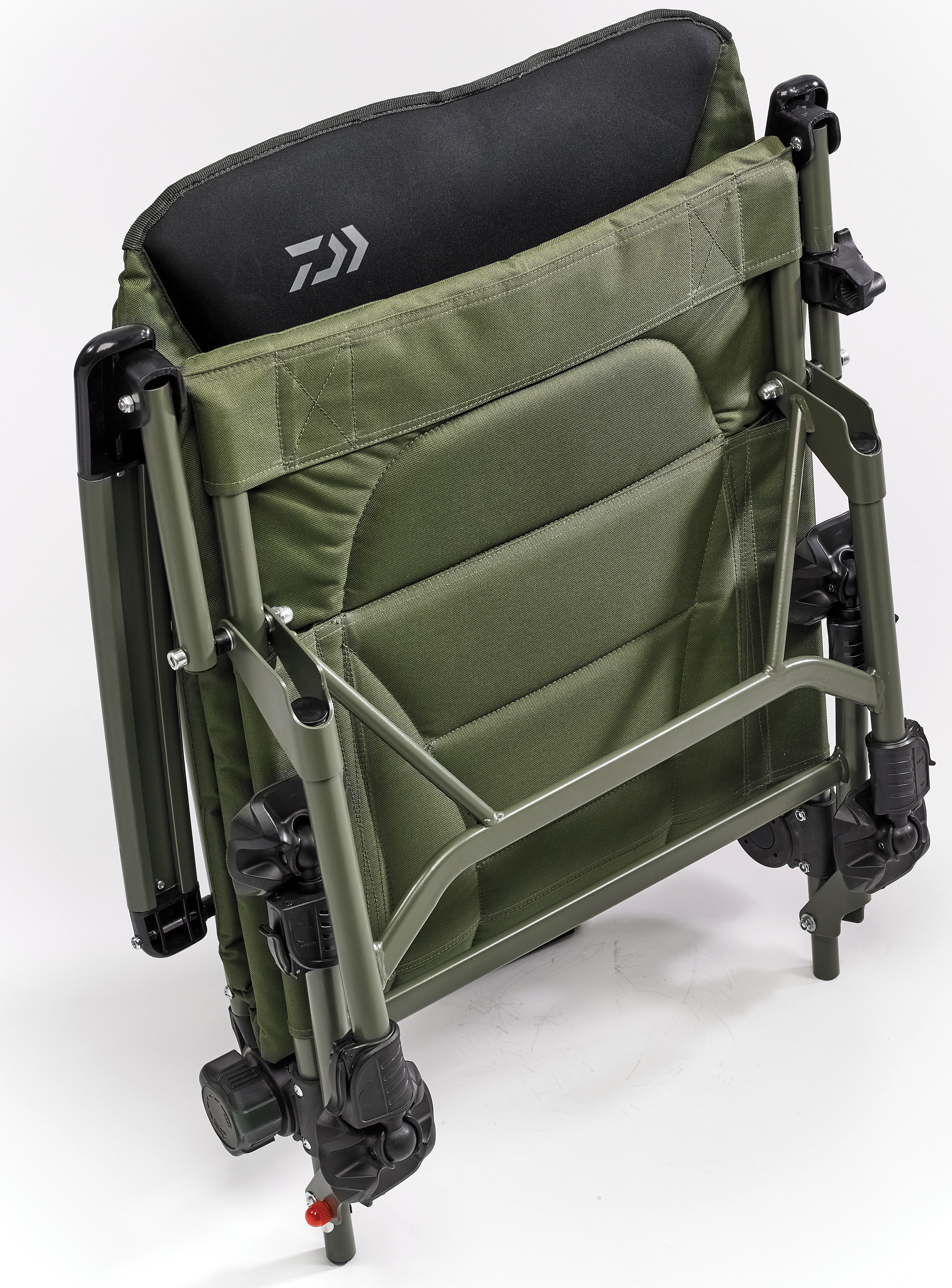 daiwa fishing chair hanging pod infinity specialist  glasgow angling centre