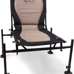 Angling Chair Accessories Space Saver High Fisher Price Korum Ez Accessory  Glasgow Centre