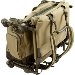 Fishing Roving Chair Chairs Under 100 Korum Luggage Kit  Glasgow Angling Centre