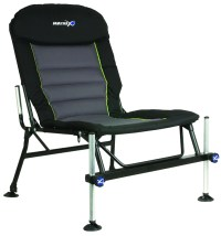 Matrix Deluxe Accessory Chair  Glasgow Angling Centre