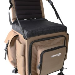 Back Pack Chair Round Christmas Covers Prologic Commander And Backpack 87x53x40cm  Glasgow