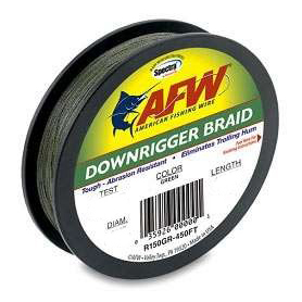 AFW Downrigger Braid Line