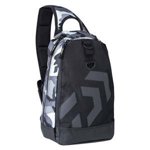 Daiwa One Shoulder Bag Rear
