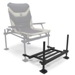 Fishing Chair Bed Reviews Folding Leg Protectors Tackle And Bait Korum X25 Foot Platform Be The First To Review