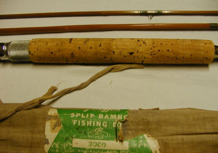 Jc Higgins Fishing Rods