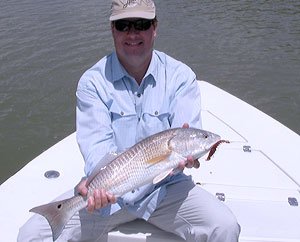 Everglades Fishing for Redfish