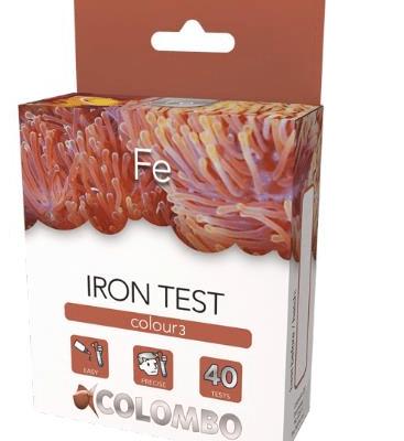 Colombo Test Fe Ferro