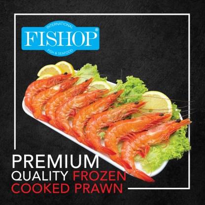 Premium Quality Frozen Cooked Prawns