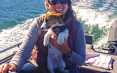 Georgi Saunders — Following Fishing To Happiness