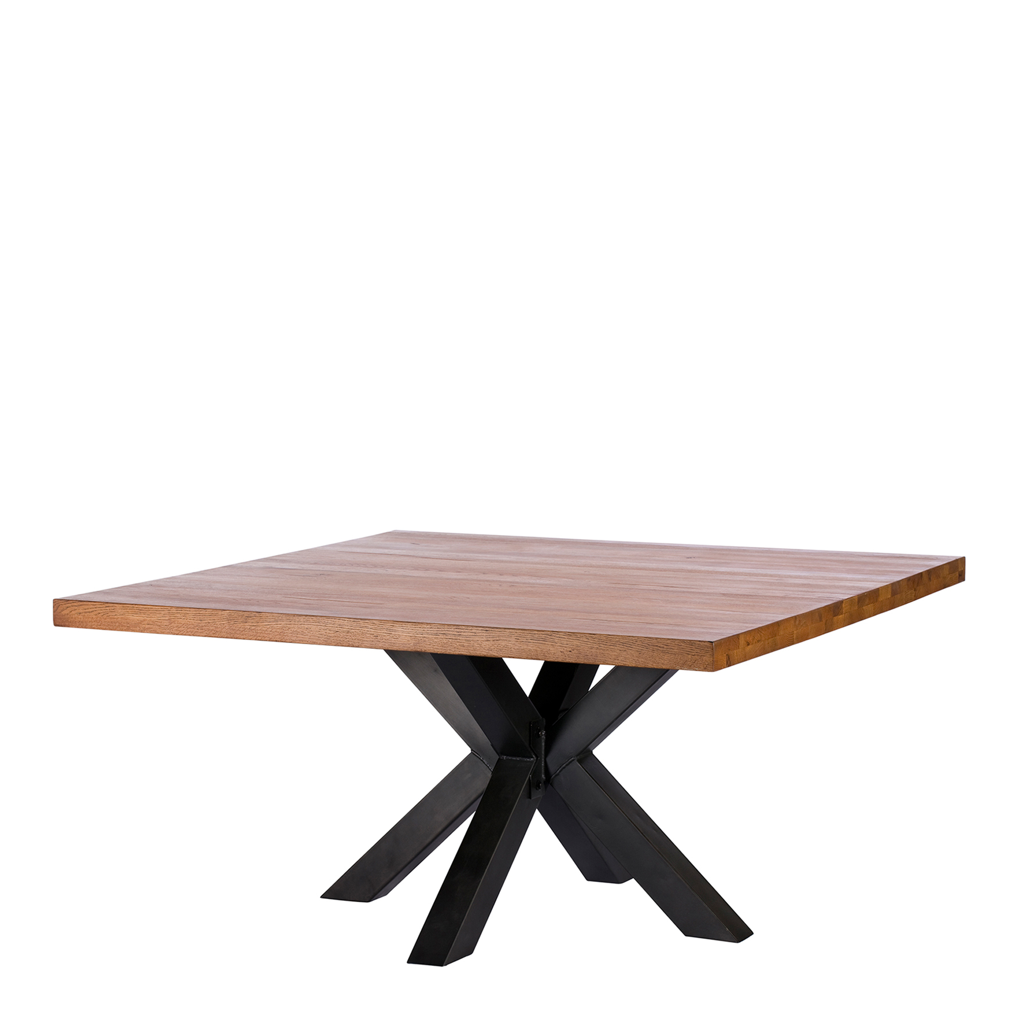santana 150cm square dining table
