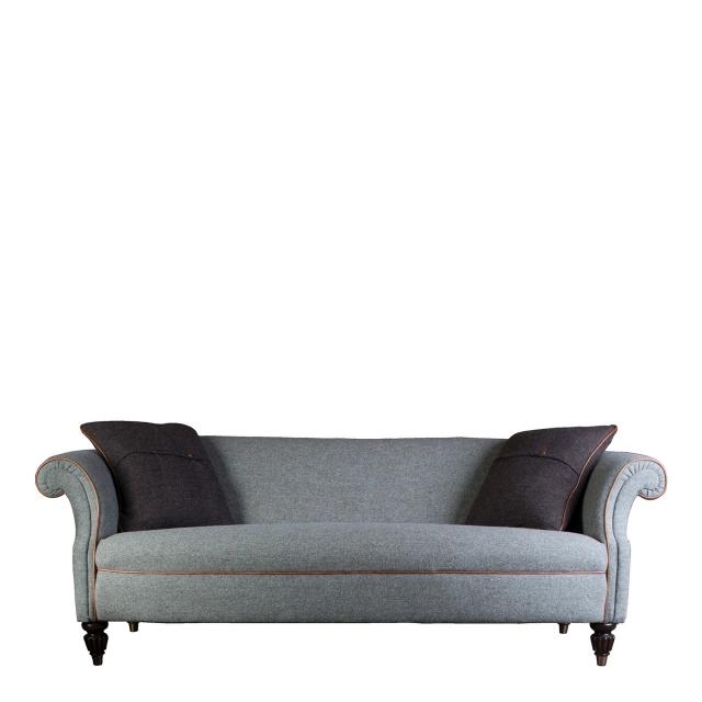 harris tweed bowmore midi sofa baby bed online tetrad upholstery all ranges
