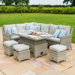 Garden Corner Sofa With Dining Table Montero Microfiber Convert A Couch Futon Sleeper Bed Multiple Colors Rattan Sets Chairs Fishpools Sale Oyster Bay Set Rising Including Ice Bucket Light Grey