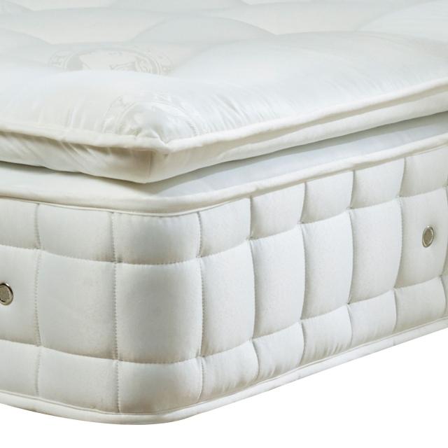 hypnos saunderton pillow top mattress