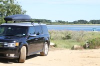 roof racks plus JUST moonroof - no vista - Ford Flex Forum