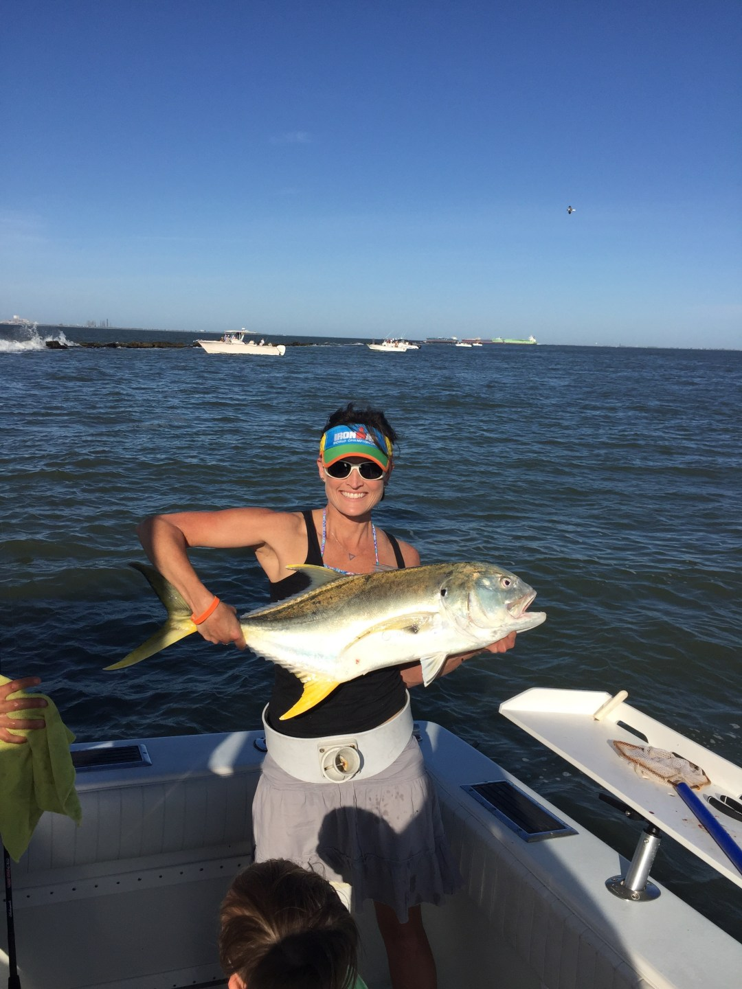 Galveston island fishing