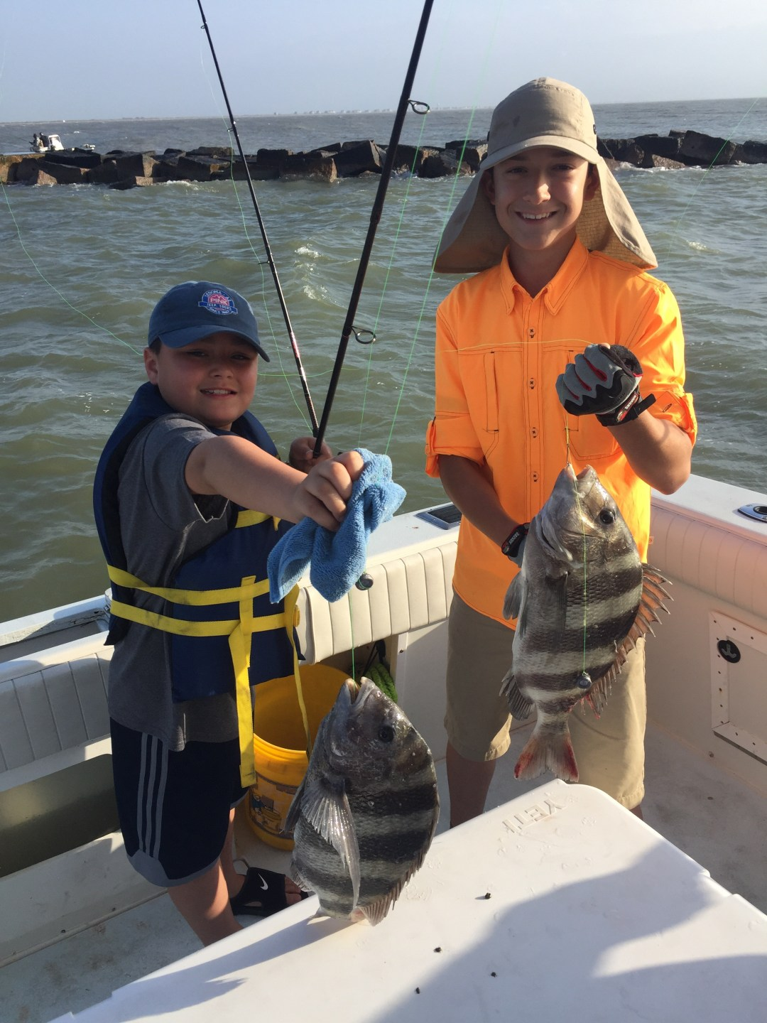 Galveston Charter Fishing