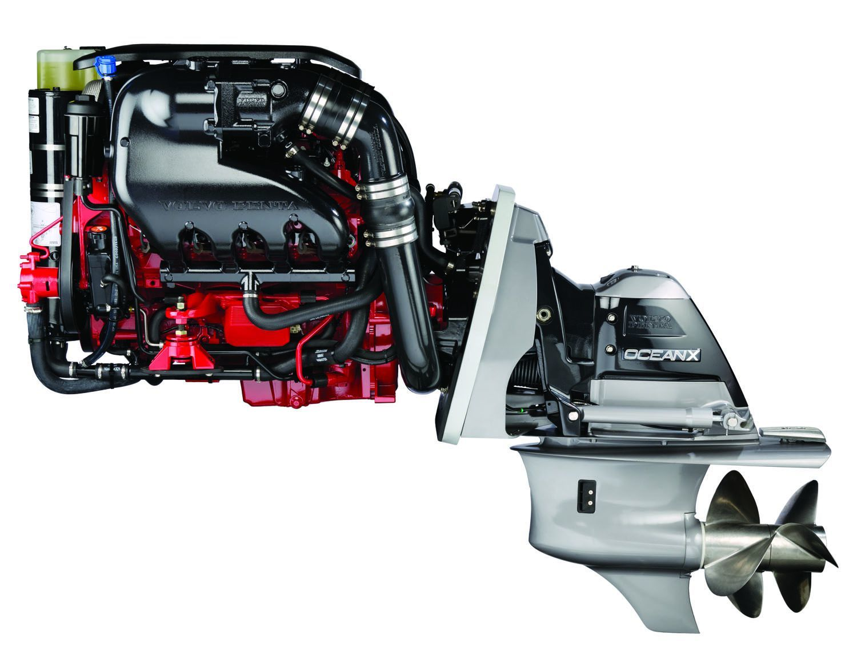 volvo penta u0026 39 s new v8 380 engine