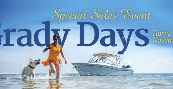 Grady Days Sales Event!