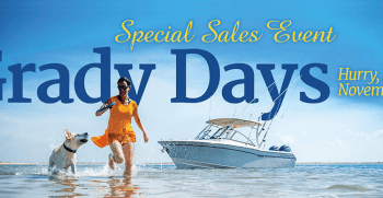 The Grady Days Sales Event!