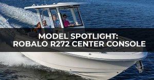 Robalo Boat