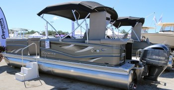 Pontoon Boats for Sale: Fish Tale Boats is Now a Premier Pontoons Dealer