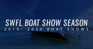 SWFL Boat Show Season flyer