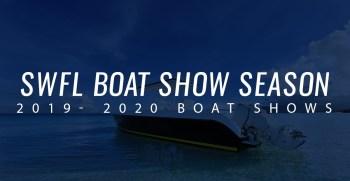 2019-2020 Boat Show Season