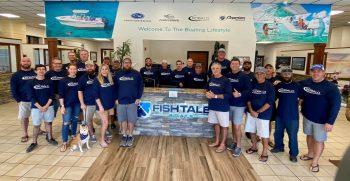 SW Florida Boat Dealer Wins Back-to-Back Global Award